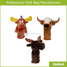 OEM Animal Golf club cover lovely Sheep Golf drive cover