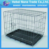 safty wire steel bar travel carrier pet cage cat crates stainless steel