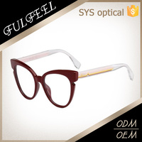 0134 Cheap high quality beautiful optical eyeglasses