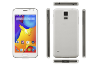 Newest 3.5inch smartphone android 4.3 with dual sim cards bluetooth wifi