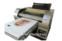 hot new cheap digital 3D t shirt clothes personalized print printing machine