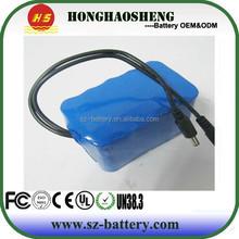 Deep cycle electric bike battery 12v 10ah
