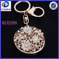 Fashion Charm materials to make sandals keychain for promotion