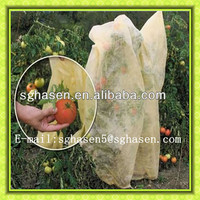 [FACTORY] BSCI certificate PP Nonwoven vegetable plant covers/plant grow bags/winter and frost protection covers (non-woven)