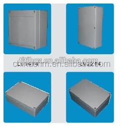 Power Junction Box IP66 Adaptable Electrics Aluminum Extrusion Enclosure