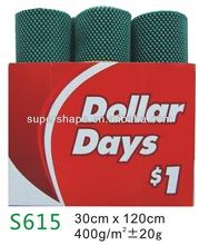 Eco-friendly PVC grip rug underlay anti-slip pads for carpet