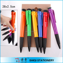 good selling promotional fashion jumbo pen promotional pens with logo