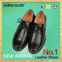 China nappa leather men dress shoes with high quality
