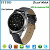 Classic Bluetooth 4.0 watch phone for iphone5/iphone6/ android