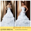 2015 Sweetheart organza sexi wedding dresses vestidos de novia