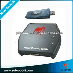 In stock supply original Motor diagnostic tool PC VERSION for Japanese car ,motorcycle