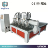 High steady 1300*2500mm manual woodworking cnc router machine