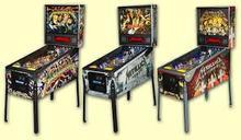 Stern Pinball Metallica Premium Road Case Arcade Pinball Machine 0704