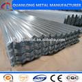 preço de fábrica de metal galvalume telhas