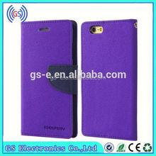 Premium Cell Phone Mercury Goospery Fancy Diary Wallet Case For IPad 2 3 4