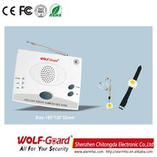 EK Emergency Aid for the Elderly Children SOS Alarm Wireless with Panic Button / Bracelet