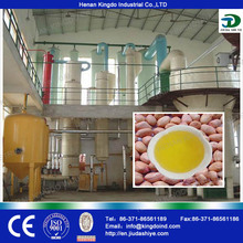 100-1000TPD Turnkey Cooking Oil Production Line