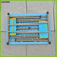 Strong And Light PE Plastic Foldable Outdoor Table HQ-1052-32
