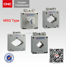 MSQ-30B,30,40,60,100,125 current ratio from 5/5 to 5000/5 split core current transformer