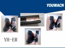 Universal graphite rubber wiper blade with best quality