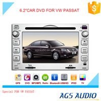 car gps navigation system for VW PASSAT with SD card for Music and Movie