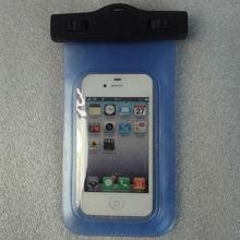 wholesale china pvc blue waterproof bag free of photos underwater