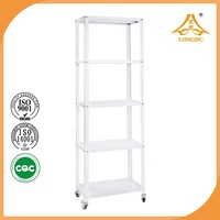 bookstore display shelves, white bookcase with wheels, steel book shelves 2015 hot selling products