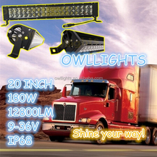 Recommend model!Made in moden skill!!4x4 accessories auto parts 180w led work light 31.5inch 180w double row led light bar