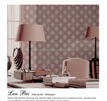2015 Non-woven wallpaper roll size for wall