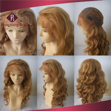 Stable Quality Heat Resistant Synthetic Hair Wavy fashion source hair wig