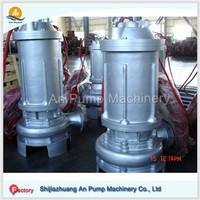 Electric Submersible Sludge Living Water pump