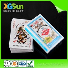 Competitive Price RFID Cheap Playing Cards