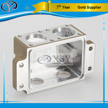 XSY oem aluminum project box enclosure case as per drawing or design