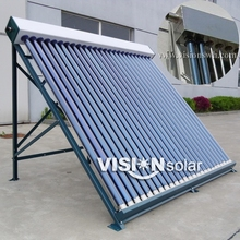 Patented Vacuum Tube House Heating Solar Air Collector
