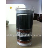 Activated Carbon Coconut Water Filter cartridge of mineral water pot