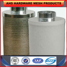 2014 ISO new activated carbon filter element/Carbon Canisters for industrial dehumidifier,air filter element