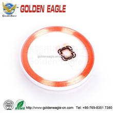 rohs tag inductance coil / copper wire tag inductance coil / high frequency air tag inductance coil