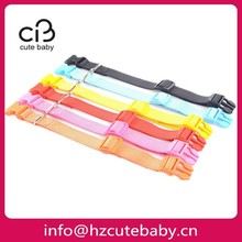 stock plain nylon dog collars