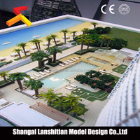 diecast construction models, model making supplies, custom-made logo building scale model maker