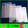 Manufacturing custom printed plastic bags with self adhesive tape