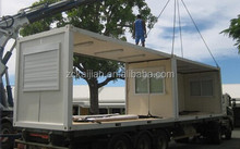 cheap ce certification alibaba china 40ft container house/home luxury/ easy assemble container house
