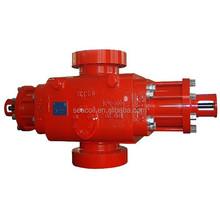 Oil well ram BOP blowout preventer