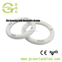High quality CE ROHS UL SAA CUL 12W 18W 25W 36W 55W led circular fluorescent tube