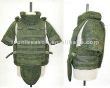 Kevlar body armor para los militares de aramida Kevlar