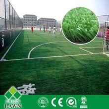 Minimum Maintenance Green Outdoor Artificial Grass