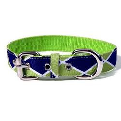 Metal buckle nice collar for dogs