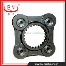 STOCK CODE 0204000 Apply To KOBELCO SK07N2 SPIDER With PINS Swing 1st Stage, Excavator Drive Motor Parts,planetary Carrier Assey