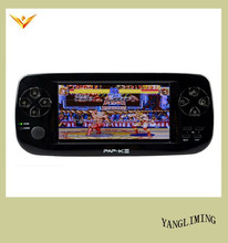 Portable multimedia player mp5 wireless tv game console