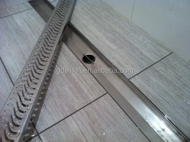 Incroyable Stainless Steel Bathroom Floor Drains. 1469610gallery0030.  Modern Showers
