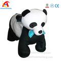 at0607 amusementang panda passeios a pé animal para a venda da moeda operado carro elétrico do brinquedo